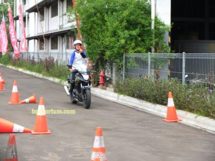 Safety Riding Wahana Honda - Jatake (242)