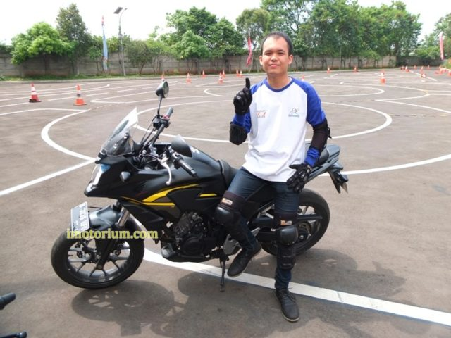 Safety Riding Wahana Honda – Jatake (40)