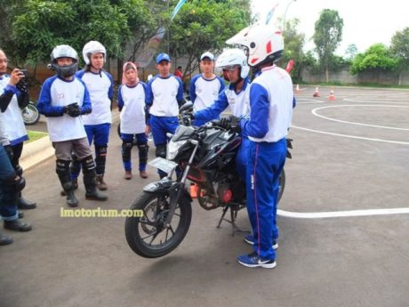 Safety Riding Wahana Honda - Jatake (67)