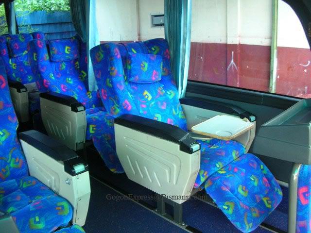 Bali Motor Wisata – BMW Interior 3