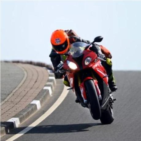 Irish Road Racing Doctor John Hinds - 2