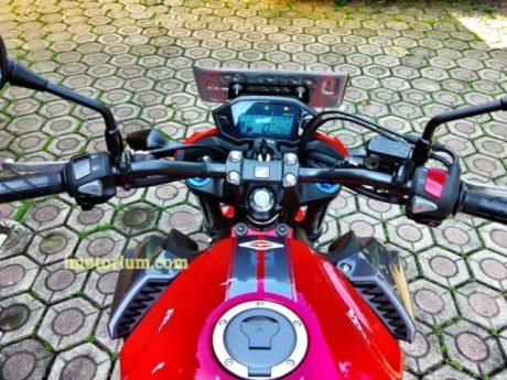 Imotorium - Detail Honda CB500F (1)