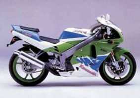ZXR 250 1993