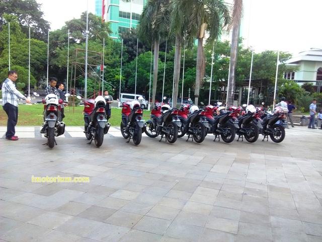 Supra GTR 150 Touring Jakarta – Wahana Honda (4)
