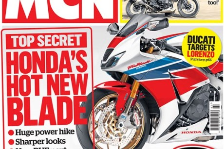 2017 Honda CBR 1000 RR Fireblade