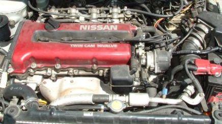 Sileighty Nissan - Nissan SR20DET