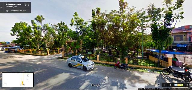 SMP Penulis di Pekanbaru, pertama mengalami jatuh cinta disini