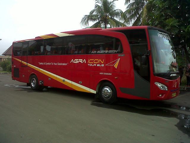 "Sejarah dan Profil PO. Agra Mas, Bus ""Wonogirian"" Yang Bermarkas Di Jawa Barat"