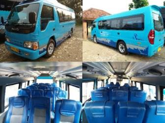 Berkurangya Populasi Bus Besar Di Sumbar - Travel 1