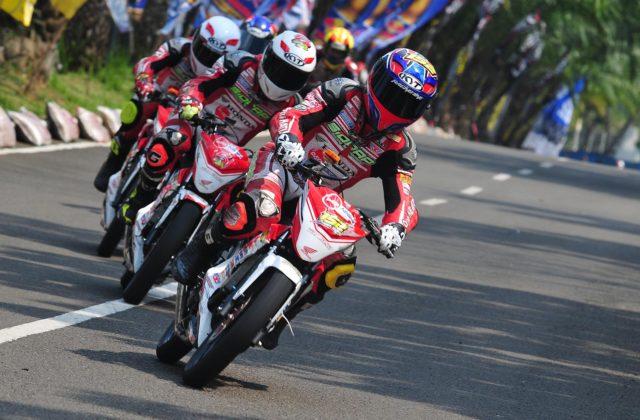 3 pembalap muda honda daya trijaya racing team mengikuti asia