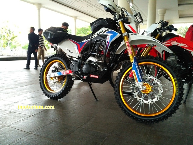 Redmi 3S Honda CRF150L Launching imotorium (50)