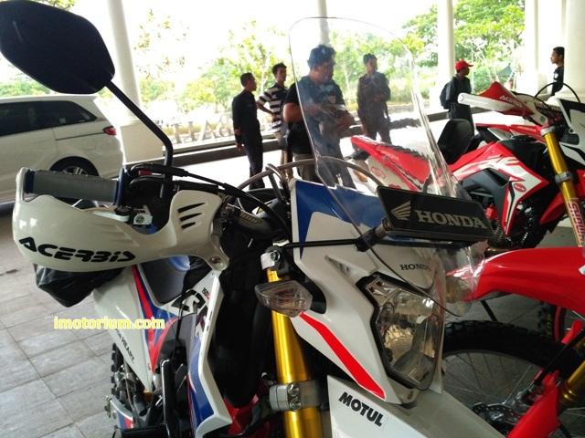 Redmi 3S Honda CRF150L Launching imotorium (51)