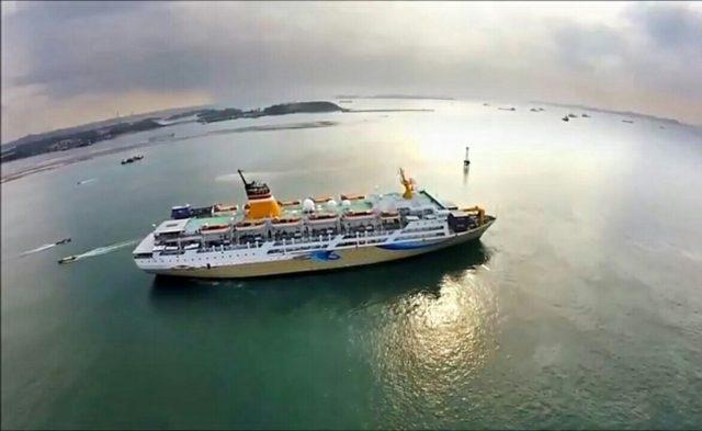 Pengalaman Perjalanan Naik Kapal Kelud - Sinabung dan Seputar Kapal Besar Pelni Kini