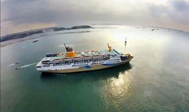 Pengalaman Perjalanan Naik Kapal Kelud Sinabung Dan Seputar Kapal
