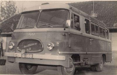 Sejarah Bus Robur, Yang Pernah Menghiasi Ibu Kota Di Jaman Dulu
