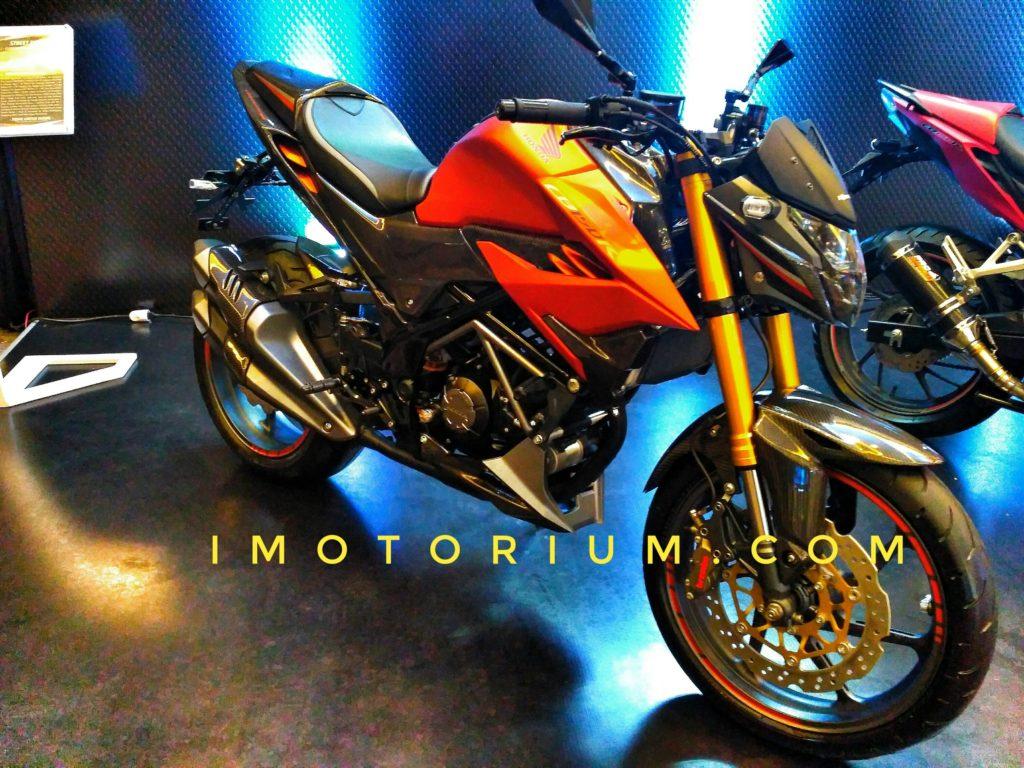 Ini Dia All New Honda CB150R 2018, Bagaimana Menurutmu?