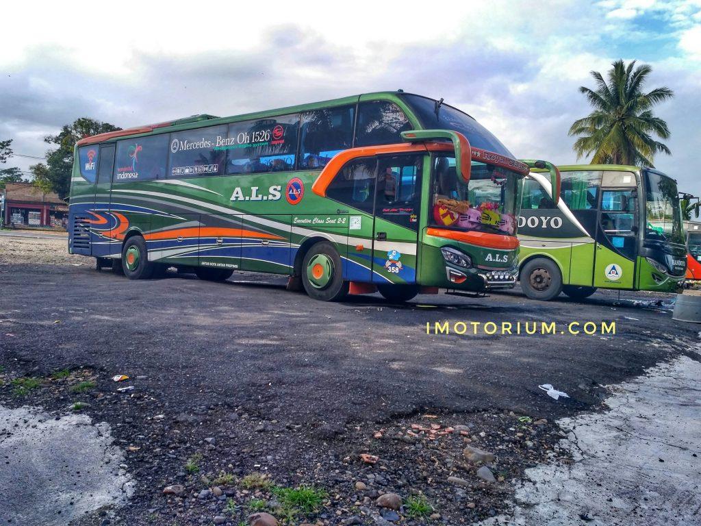 Pengalaman Naik Bus ALS Ke Medan, 67 jam Menjelajah Sumatra (Part 1)