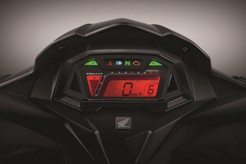 Honda Supra GTR 2019 speedometer