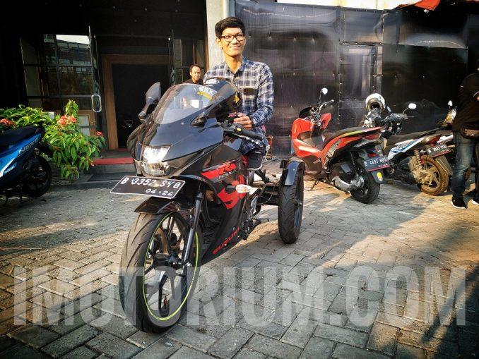 Rider Suzuki Disabilitas