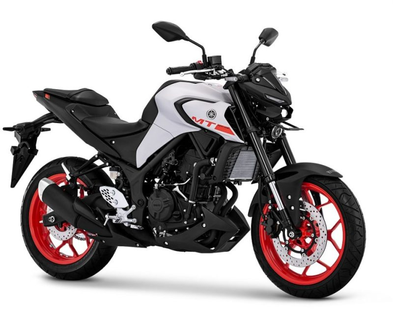 Yamaha MT-25 2019