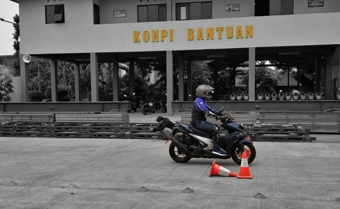Safety Riding Yamaha