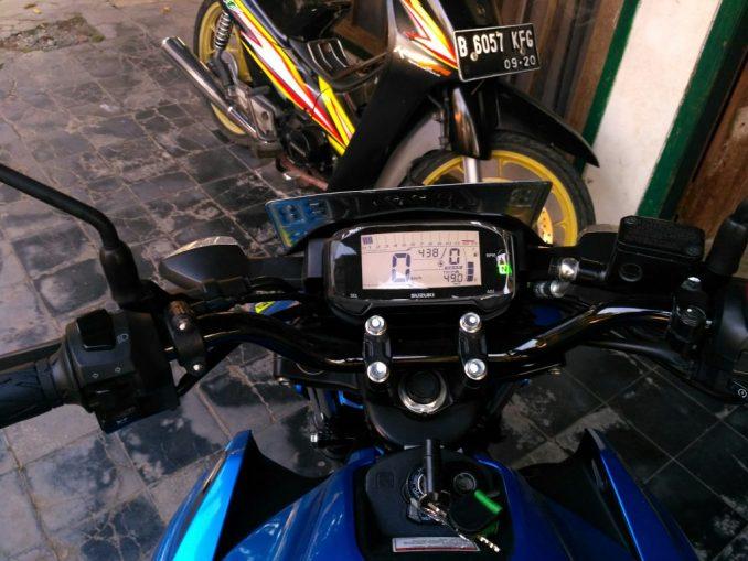 speedometer gsx-s150
