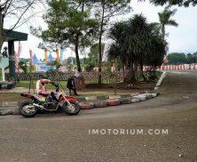 Supermoto Honda