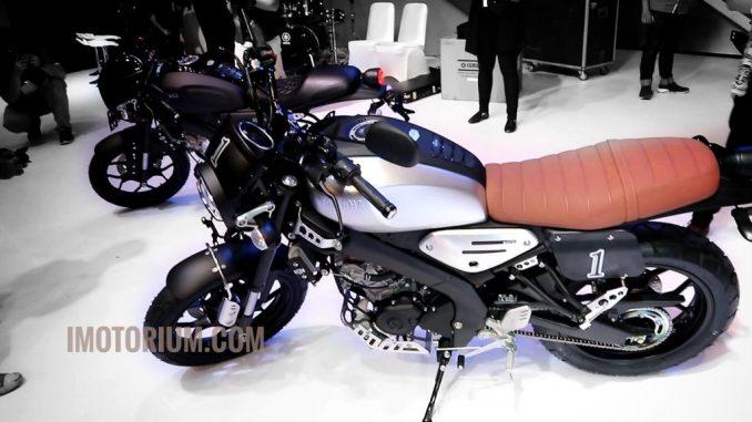Yamaha XSR155 Indonesia