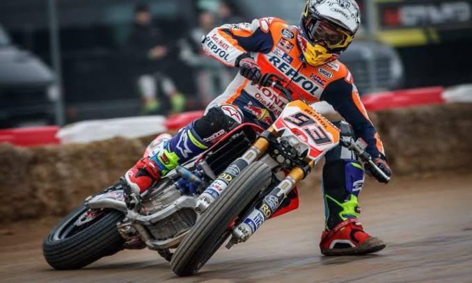 Marquez Speedway Race