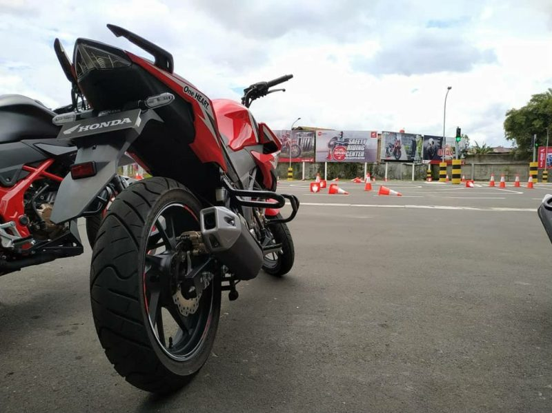 Lapangan Safety Riding Center