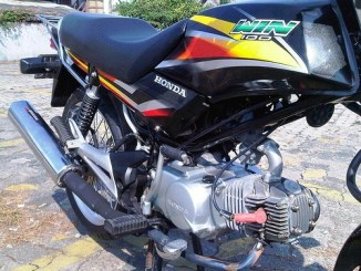 honda win c series engine