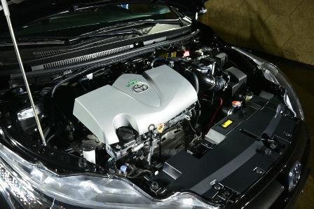 Toyota 1300cc NR Engine 1