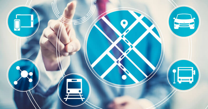 Mobility as a Service (MaaS) options