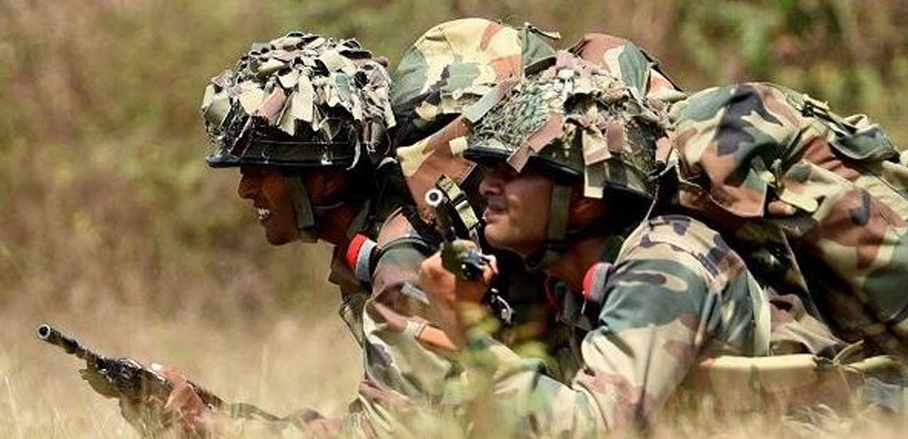 essay on indian army 200 words