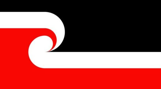 drapeau maori nouvelle zelande