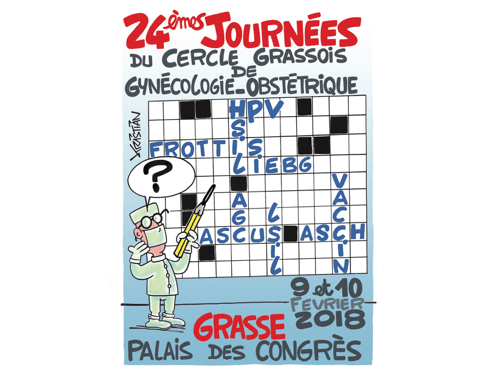 24èmes Journées du Cercle Grassois de Gynécologie Obstétrique