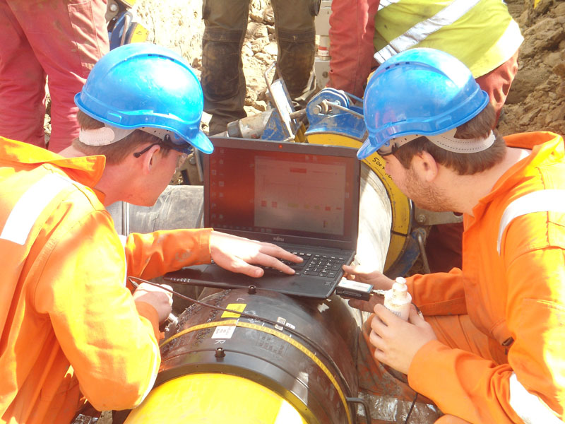 NonDestructive Testing - Pipes