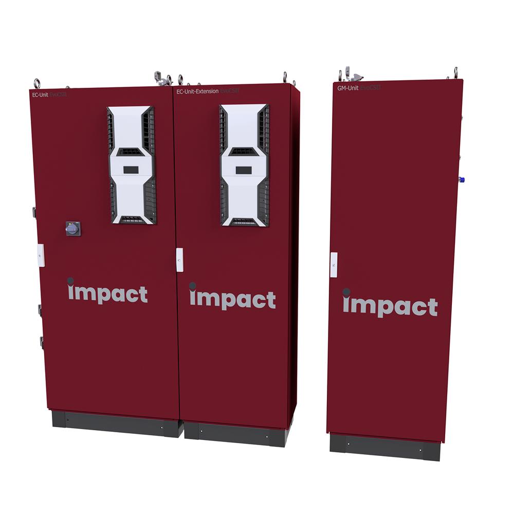 Cold Spray Equipment control unit