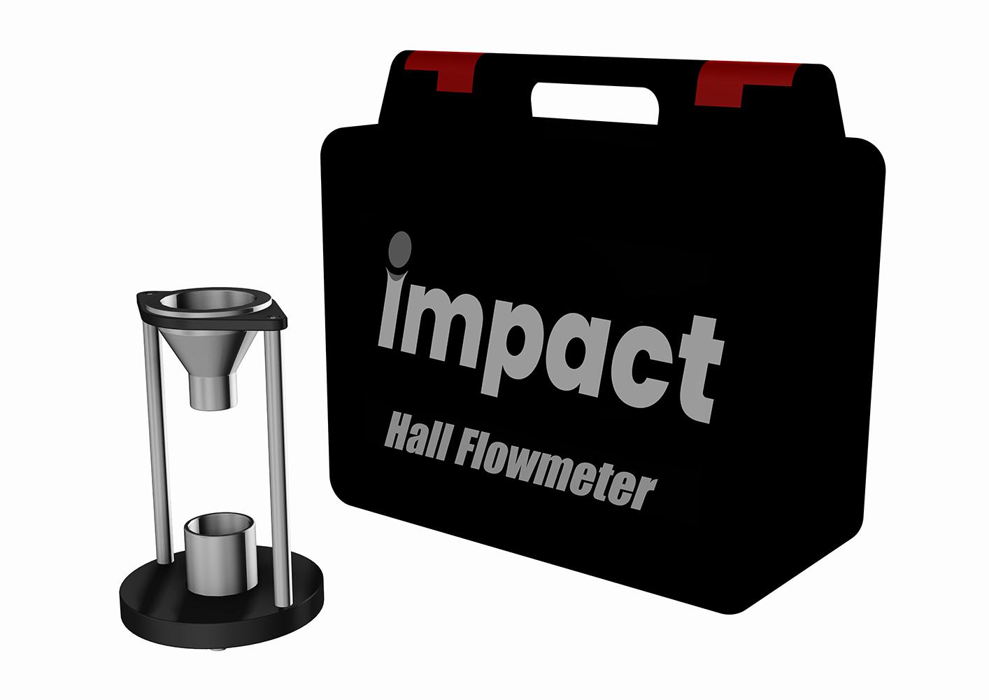 Cold Spray Equipment hall flowmeter kit