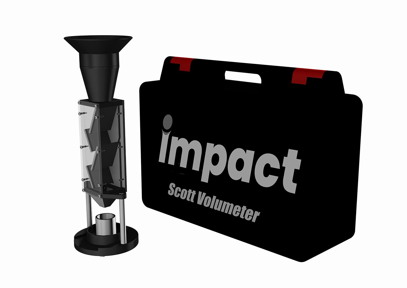 Cold Spray Equipment Scott Volumeter kit