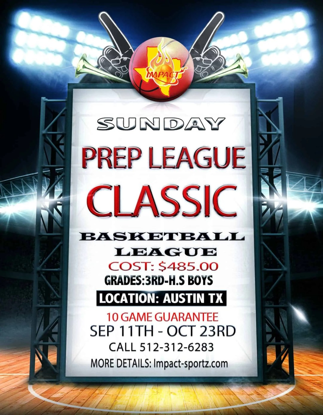 Austin basketball League