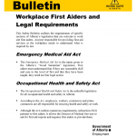 First Aider Legal Requirements PDF