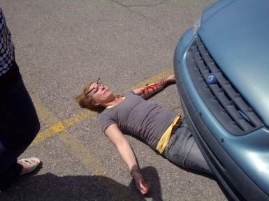 Pedestrian Injury