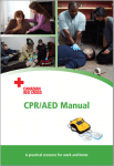 Red Cross CPR-AED Manual