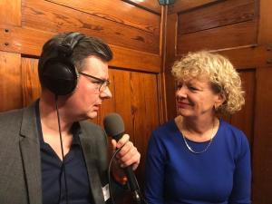 Foto interview Maria van der Heijden