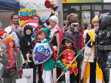 Impact Comics Festival
