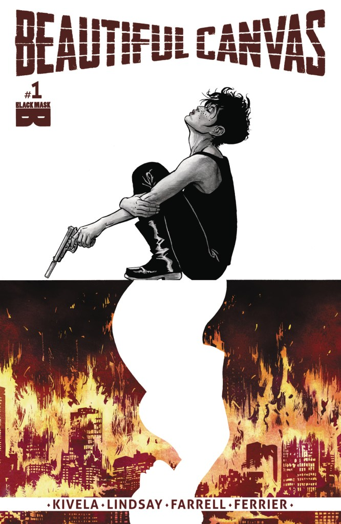 Beautiful Canvas #1 Cover A