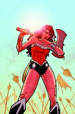 Absolute Wonder Woman New52