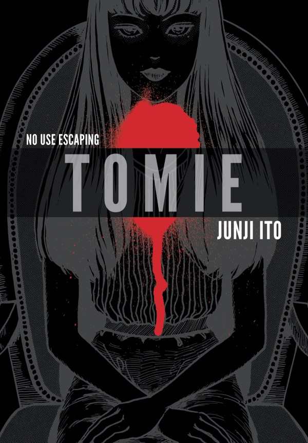 TOMIE COMPLETE DLX ED HC JUNJI ITO