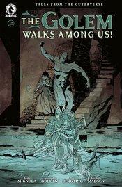 GOLEM WALKS AMONG US #1 (OF 2)